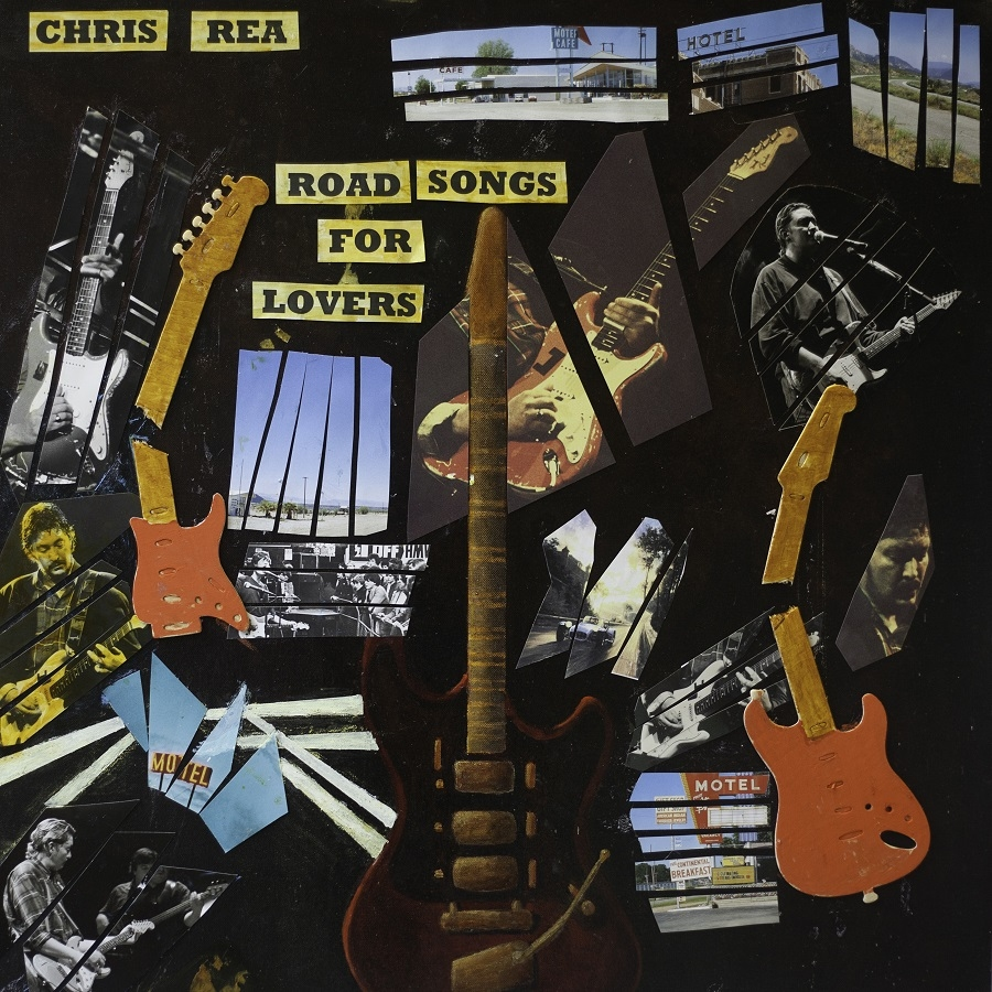 Chris Rea Road songs for lovers cover review